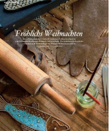 Portfolio: Kunstlebkuchen-Reportage für SERVUS MAGAZIN